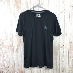 Adidas Men's Medium Black Ultimate Tee